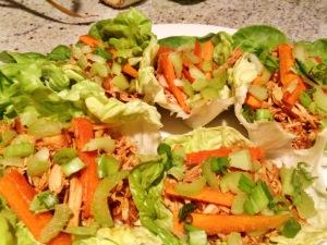 lettuce wraps!